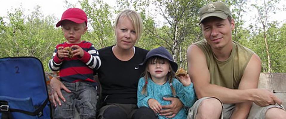 Familjen Holmgren
